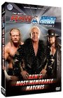 Wwe: Raw - Most Memorable Matches [DVD]