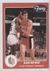 Sam Bowie Portland Trail Blazers (Basketball Card) 1984-85 Franz Portland Trail... by Franz Portland Trail Blazers