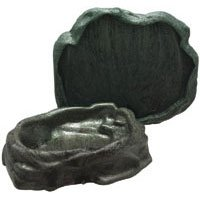 Combo Reptile Rock Food and Water Dish - Small