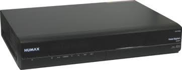 Humax DVR-9900C Kabel-Receiver mit 160GB Festplatte