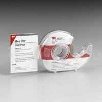 """3M Red Dot Trace Skin Prep, Roll with Dispenser, 3/4"""" x 196"""""""