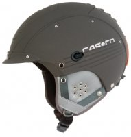 Skihelm Casco SP 5.2 grau matt