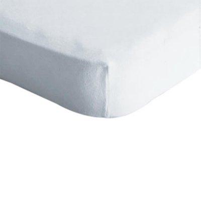 Alèse housse protège-matelas 100% coton - 2 pers. 140x190 - Protège matelas élastique sur toute l...