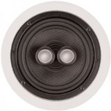 Architech Prestige Ps-611 6.5-Inch Kevlar Single-Point Stereo Ceiling Speaker