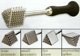 Amco 4-In-1 Meat Tenderizer