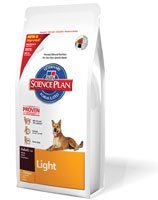 Hill's Science Plan Canine Light Adult Chicken Dry Mix 7.5 kg