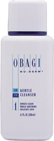 Obagi Gentle Cleanser-6.7 oz