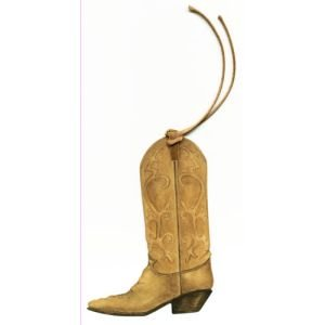 Cowboy Boot Gift Tags, Pack Of 10 front-514720