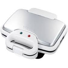 Find Discount VITANTONIO WAFFLE SANDWICH MAKER WITH 3 SETS OF DETACHABLE NON-STICK PLATES