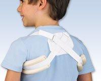 FLA Orthopedics Infant & Pediatric Clavicle Support Brace Infant