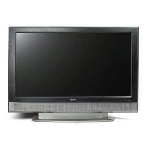 acer at 3720 94 cm 37 zoll 16 9 hd ready lcd fernseher silber schwarz heimkino tv. Black Bedroom Furniture Sets. Home Design Ideas