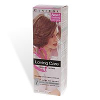 Clairol Natural Instincts Loving Care Color, 075 Light Ash Brown (Pack of 3)