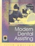 img - for Modern Dental Assisting by Hazel O. Torres (1995-01-03) book / textbook / text book