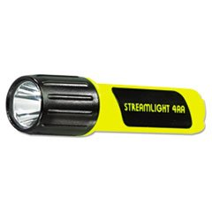 ** Propolymer C4 Lux Led Flashlight, 4Aa (Included), Yellow