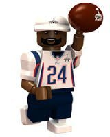 Darrelle Revis OYO NFL New England Patriots G2 Series 3 Super Bowl XLIX Champions Mini Figure Limited Edition