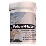 Belgica de Weerd Belgawhite 80 gr. Treatment against Ornithosis and Coryza. For Pigeons, Birds & Poultry (B008UTO1EE)