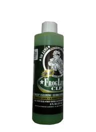 Frog Lube Liquid 8Oz Bottle W/Spray