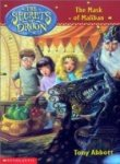 The Secrets of Droon #13: The Mask of Maliban (043930606X) by Abbott, Tony