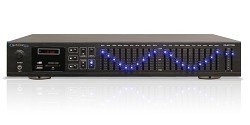 Technical Pro Professional Dual 10 Band Equalizer - EQ-B7170U