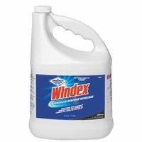 Windex 1 Gal Ready To Use Ammonia D, Sold As 1 Case, 4 Each Per Case
