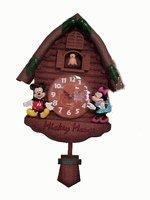 Disney Mickey & Minnie Cuckoo Coo Coo Clock