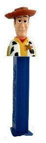 Brand New in Package Toy Story WOODY Pez Candy Dispenser plus Candy (Candy Toy Dispenser compare prices)