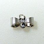Jewelry Nail プリティネイル チャーミングリボンー1 ゴールド PNー0300G