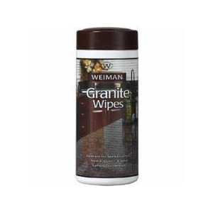 Weiman Granite Wipes 30 ea