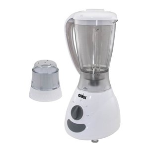 GrandGadgets Omega Series Omega 1.2 Litre Blender and Grinder for Spices and Coffee