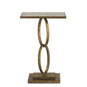 Image of Currey & Company 4095 Bangle End Table (B00315973M)