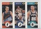 Danny Ferry, Doc Rivers (Basketball Card) 1996-97 Upper Deck Collector'S Choice Upper Deck Mini-Cards #Mn/A