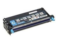 Epson S051164 Colour Laser Printer Toner Cartridge Cyan - Color: Cyan