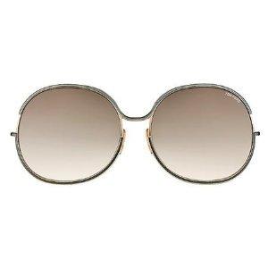 Tom Ford ALEXANDRA TF118 Sunglasses Color 28P