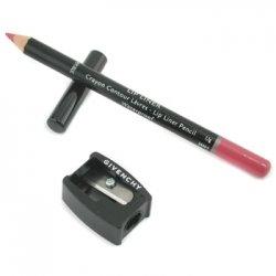 Lip Liner Pencil Waterproof ( With Sharpener ) - # 10 Lip Rose