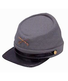 Wool Confederate Hat