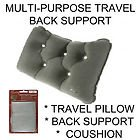 INFLATABLE BACK SUPPORT CUSHION