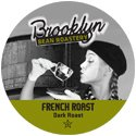Brooklyn Beans French Roast KCups - 24ct Box