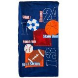 Babies R Us Sports Changing Pad Cover - 1