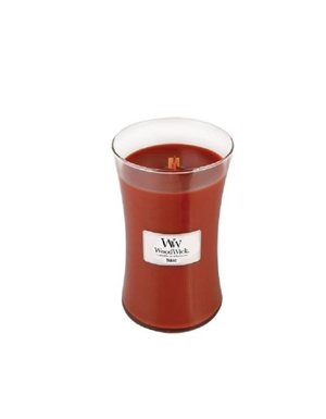 WoodWick Tabac Large Jar Candle