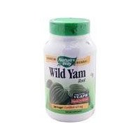 NATURE'S WAY, Wild Yam - 180 vegicaps