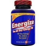 iSatori Energize All Day Energy Pill, Tablets, 84-Count Bottle
