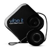 Vibe It: Portable Sound System That Turns Ordinary Objects Into a Speaker; Model VIMB10 Black - 1