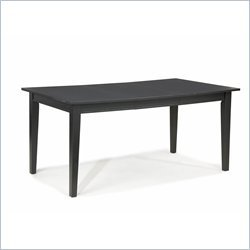 Buy Low Price Home Styles Arts and Crafts Dining Table in Ebony (5181-31)