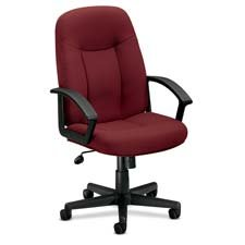 Basyx Products - Managerial Mid Back Chair, 26