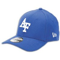 NCAA Air Force Falcons Team Classic 3930 Flex-Fit Cap, Light Royal, Medium/Large