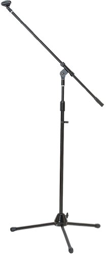 Kc Boom Microphone Stand Black Mbcs / Bk