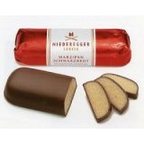 Niederegger Lubeck Marzipan Dark Chocolate Loaf 48g (5-pack)