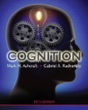 img - for Cognition 5th Edition by Ashcraft, Mark H., Radvansky, Gabriel A. [Hardcover] book / textbook / text book
