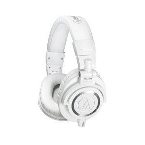 Audio-Technica ATH-M50xWH Professional headphones ( earphone )-White [parallel import goods]