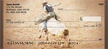 Bull Riders Personal Checks